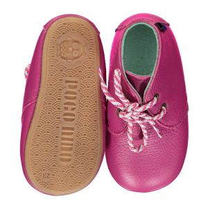 Poco Nido Desert Mighty Shoes Hot Pink