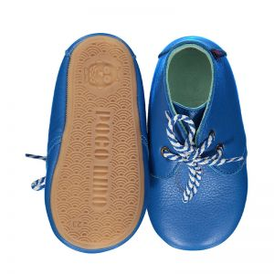 Poco Nido Desert Mighty Shoes Bright Blue