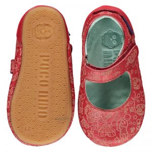 Poco Nido Mary Jane Mighty Shoes Red