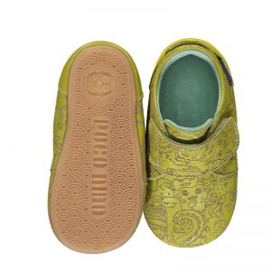 Poco Nido Velcro Mighty Shoes Monster