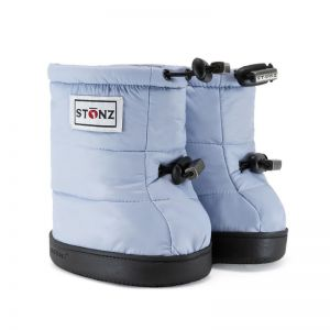 Stonz Blue Haze Puffer Booties