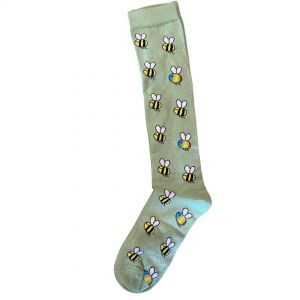 Slugs & Snails Bee Socks