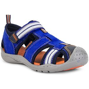 Pediped Sahara Blue Orange