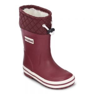 Bundgaard Kids Warm Sailor Wellington Bordeaux
