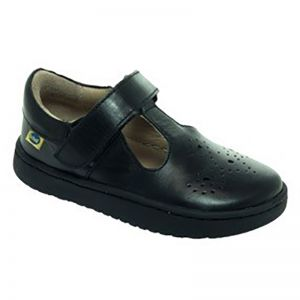 Scholl Kids Bramble T-Bar Black