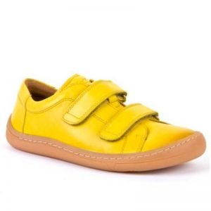 Froddo Barefoot Shoe Yellow