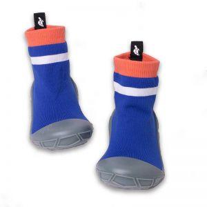 Turtl Socks in a Shell Blue
