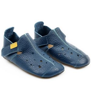 Tikki Kids Ziggy Shoes Bleumarin