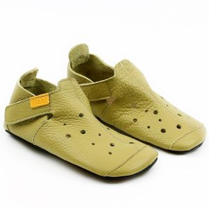 Tikki Kids Ziggy Shoes Lime