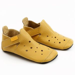 Tikki Kids Ziggy Shoes Yellow