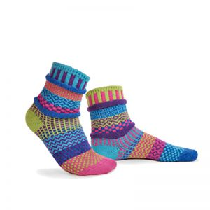 Solmate Adults Socks Bluebell