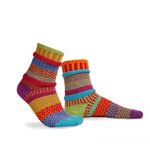 Solmate Adults Socks Cosmos