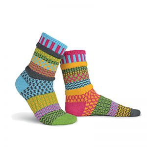 Solmate Adults Socks Freesia