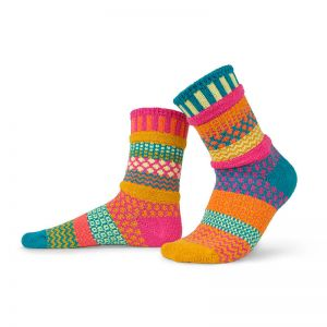 Solmate Adults Socks Saffron