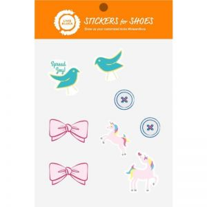 Livie and Luca Shoe Stickers - Classic
