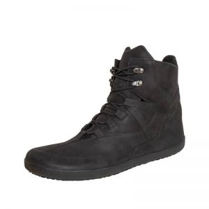 Sole Runner Adults Surtur Boots Black Leather