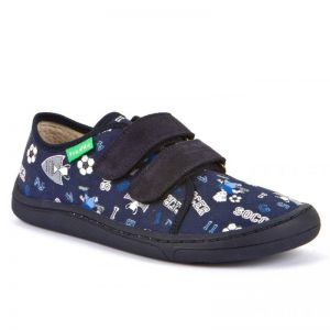 Froddo Barefoot Slippers Blue