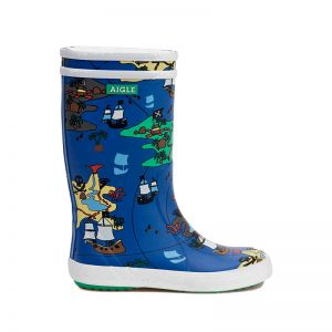 Aigle Kids Lolly Pop Welly Treasure Map
