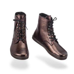 Peerko Frost Boots in Chestnut
