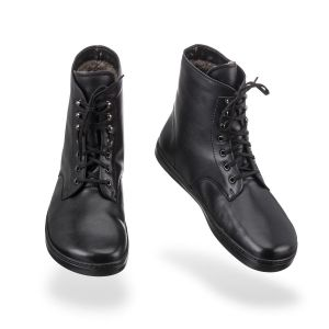 Peerko Frost Boots in Black