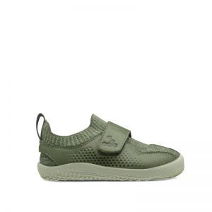 Vivobarefoot Kids Primus Knit Green