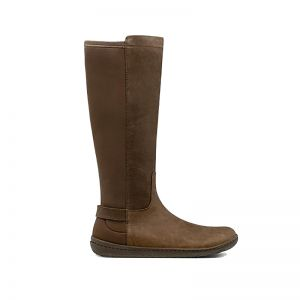 Vivobarefoot Ladies Ryder Boot Brown Leather