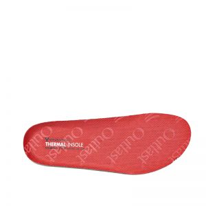 Vivobarefoot Men's Thermal Insole Red