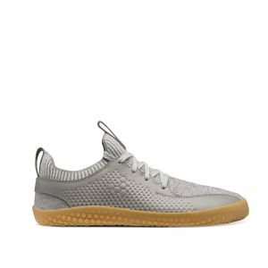Vivobarefoot Juniors Primus Knit Zinc Grey