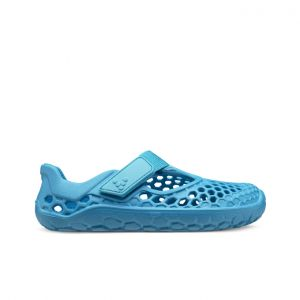 Vivobarefoot Kids Ultra Waves Blue