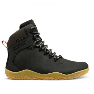 Vivobarefoot Men's Tracker II Walking Boot Obsidian