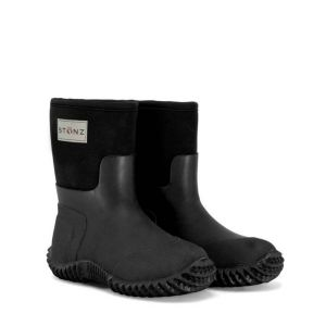 Stonz West Boots Black