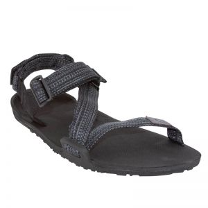 Xero Kids Z-Trail Sports Sandal Black