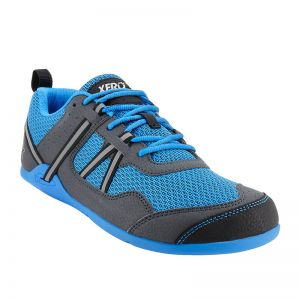 Xero Men's Prio Athletic Shoe Blue