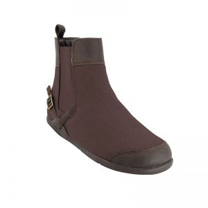 Xero Ladies Vienna Chelsea Boot Chocolate Plum