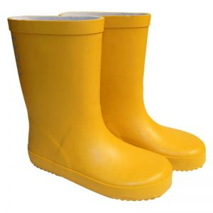 Yellow Wellingtons