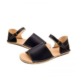 Zeazoo Ladies Coral Sandal Navy Blue