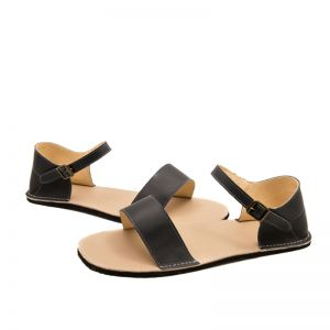 Zeazoo Ladies Siren Sandal Black