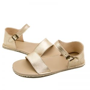 Zeazoo Ladies Siren Sandal Golden Beige