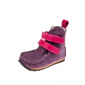 Zeazoo Kids Yeti Boot Fuchsia Purple