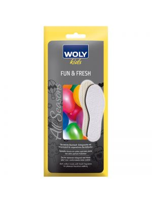 Woly Fun and Fresh Insole