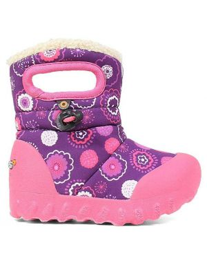 Bogs B-Moc Bullseye Purple Multi