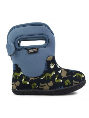 Baby Bogs Woodland Navy