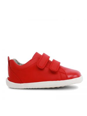 Bobux SU Waterproof Grass Court Red