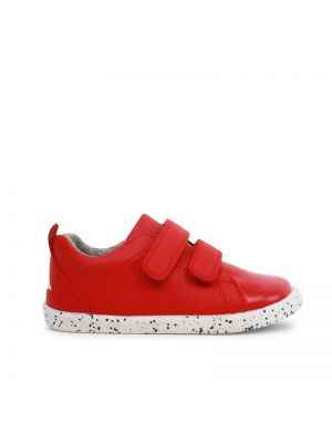 Bobux Waterproof Grass Court Red