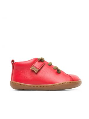 Camper Kids First Peu Boot Red