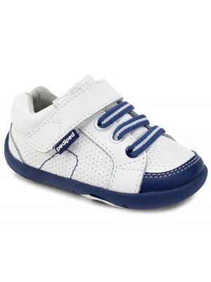 Pediped Grip n Go Dani White Navy