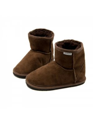 Zeazoo Kids Dingo Boot Brown