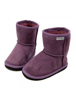 Zeazoo Kids Dingo Boot Purple