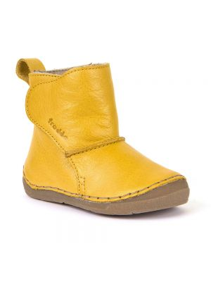 Froddo Kids Warm Lined Boot Yellow