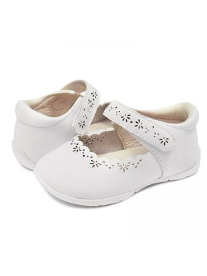 Livie and Luca FW Lily Bright White